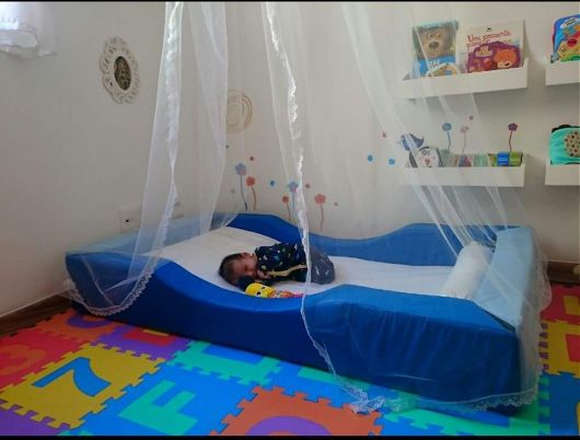 cama espumada