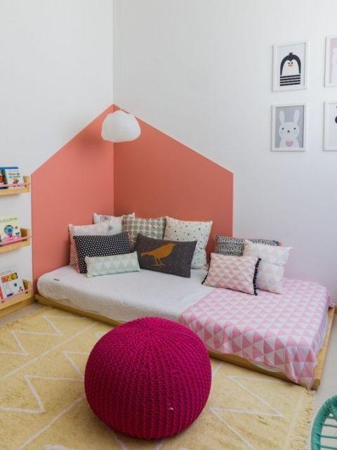 ideias para quarto montessori