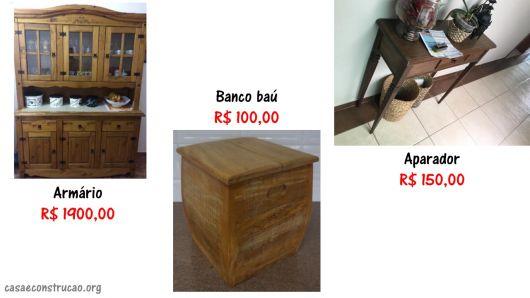 móveis usados