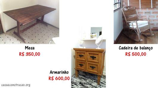 preços móveis usados