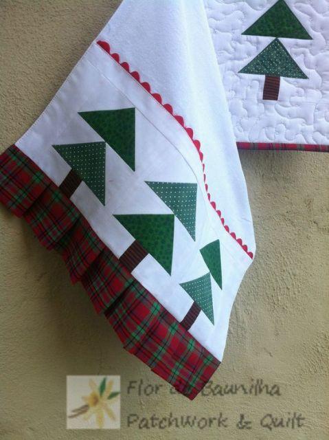 patchwork natal