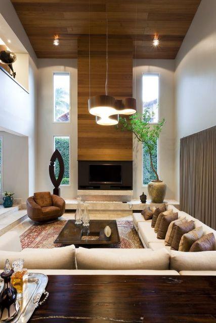 sofá para sala grande