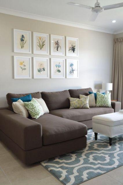 sofá pequeno com chaise