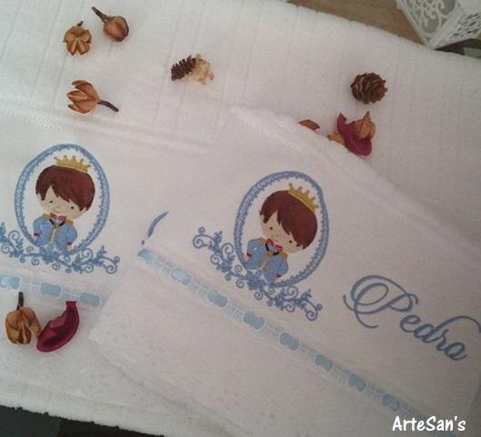 toalha príncipe