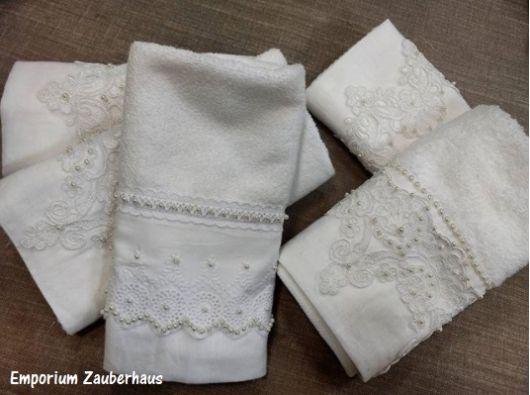 toalha branca
