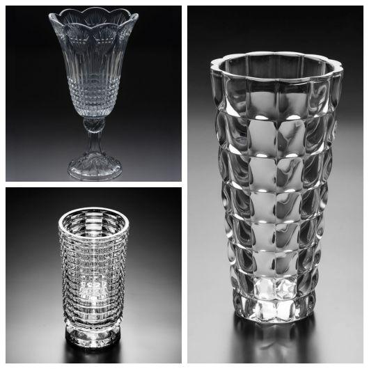 Vaso de cristal Wolff