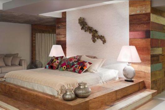 móveis de madeira de demolição