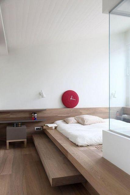 quarto planejado moderno
