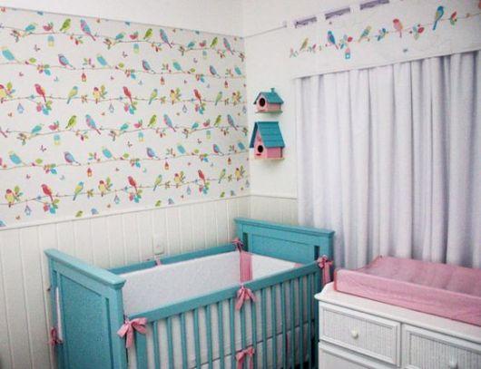 tema para quarto de bebê