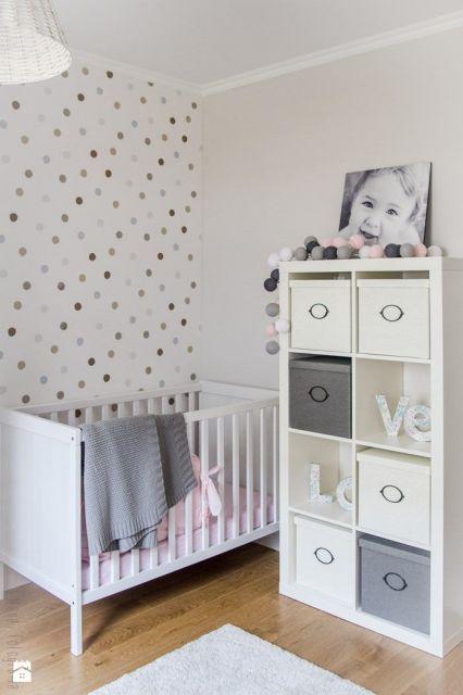 quarto simples menina