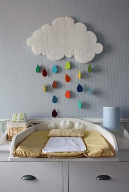 ideias com EVA para decoração