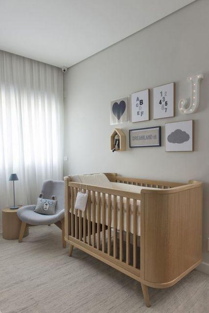 quarto retrô bebê
