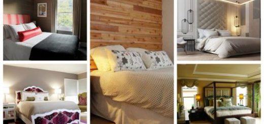 decoração de quarto de casal moderna