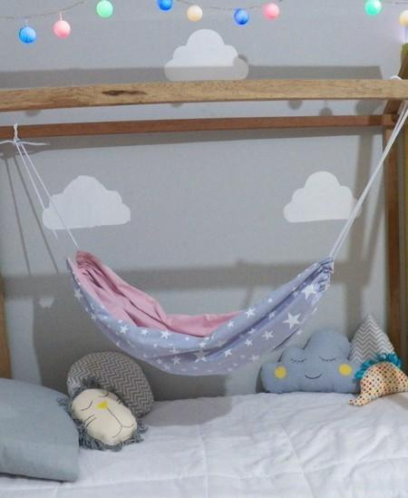 rede para bebe cama montessori