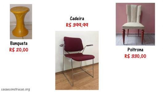 onde comprar móveis usados