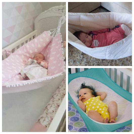 rede para bebê traz benefícios