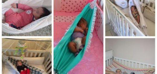 modelos de rede para bebê
