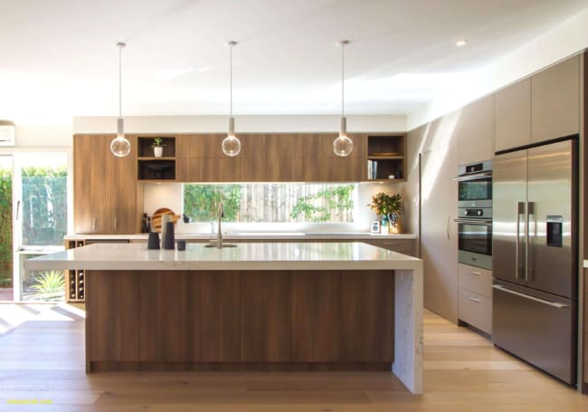 Janelas de vidro para cozinhas modernas