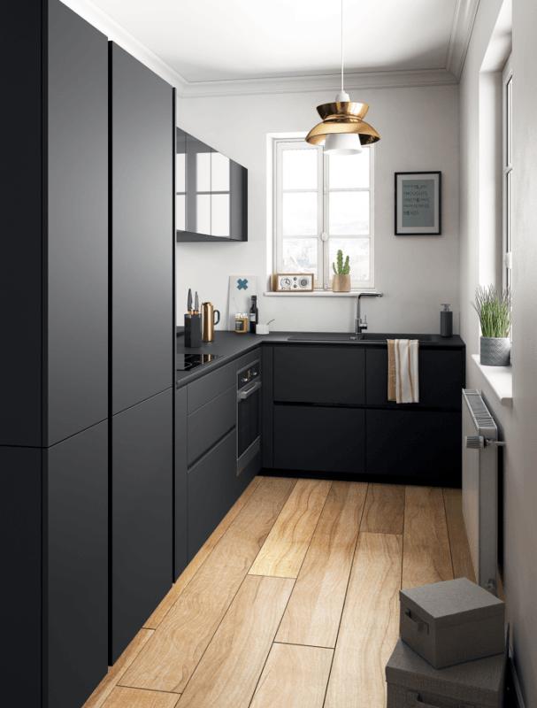 Tipos de janelas para cozinha pequena
