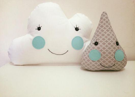 almofadas divertidas para bebê