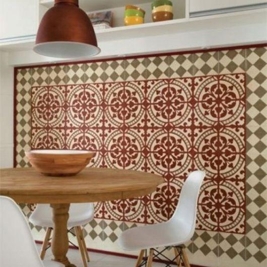 modelo de azulejos antigos