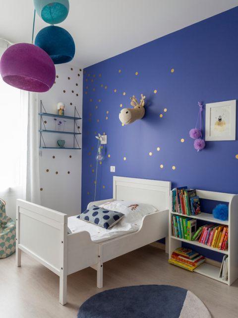 decoração de quarto masculino infantil