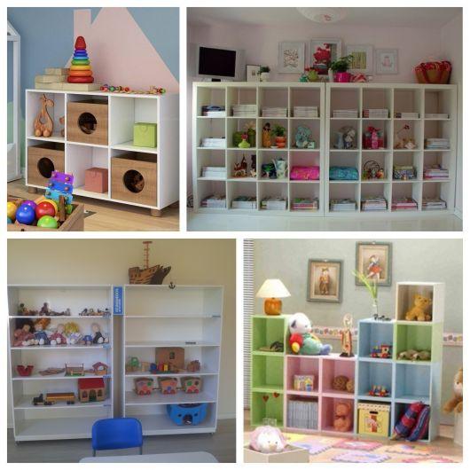 estante para brinquedos