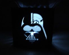 Luminária Star Wars.