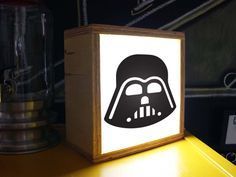 Lightbox Star Wars.