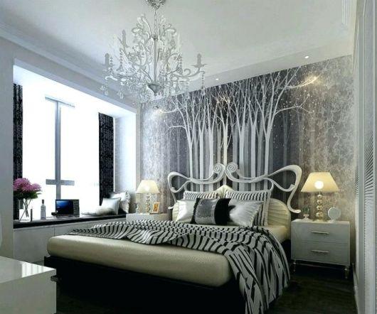 lustres para quarto de casal luxo
