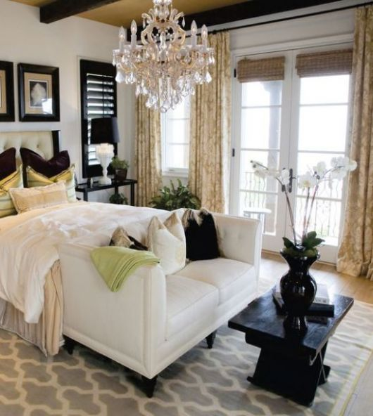 fotos de lustres para quarto de casal
