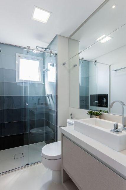 decoração banheiro moderno