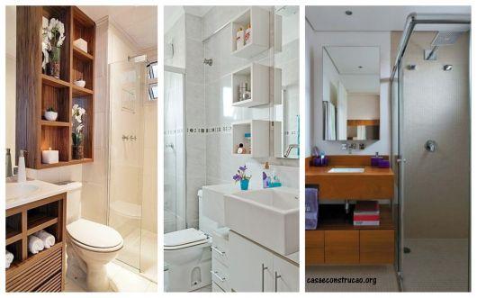 ideias banheiro simples