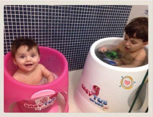 modelos baby tub