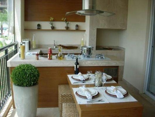 decoração com móveis planejados