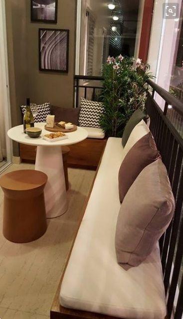 mesa para varanda