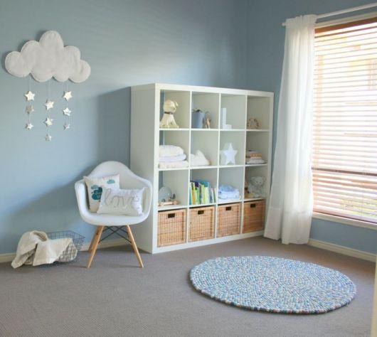 fotos de quarto de bebê unissex