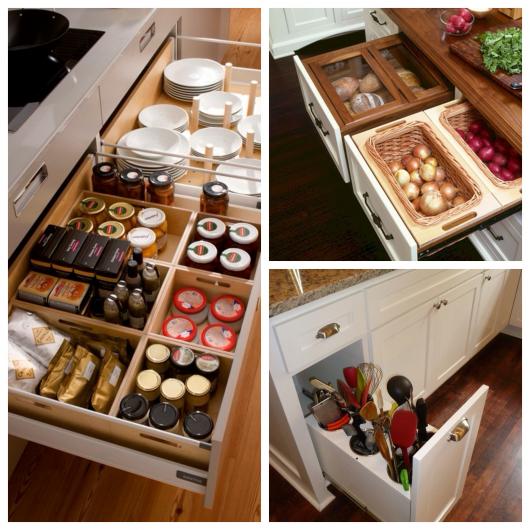 ac11ed8d1 Como Organizar Armário de Cozinha – As 60 Melhores Dicas de Todas!