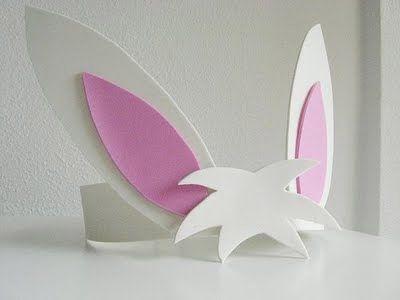 orelha de coelho simples