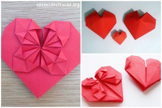 modelos de coração