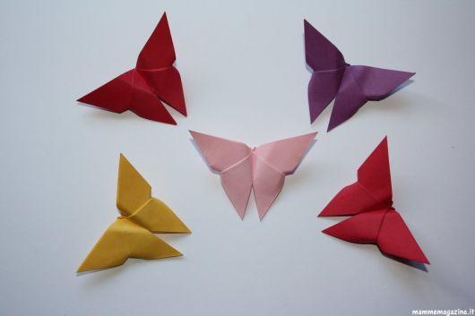 ideias para borboletas