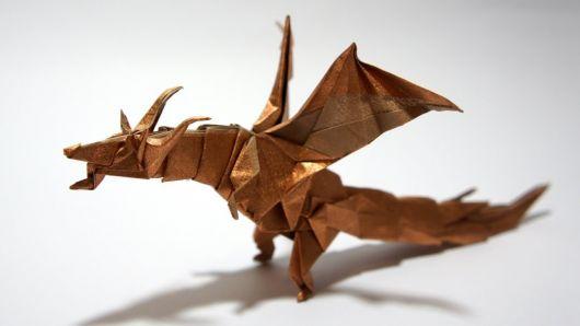 dragão 3D