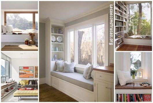 ideias de como usar janelas na decoração