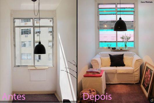 cortina adesiva janela