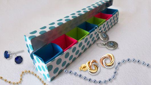 caixa bijuterias