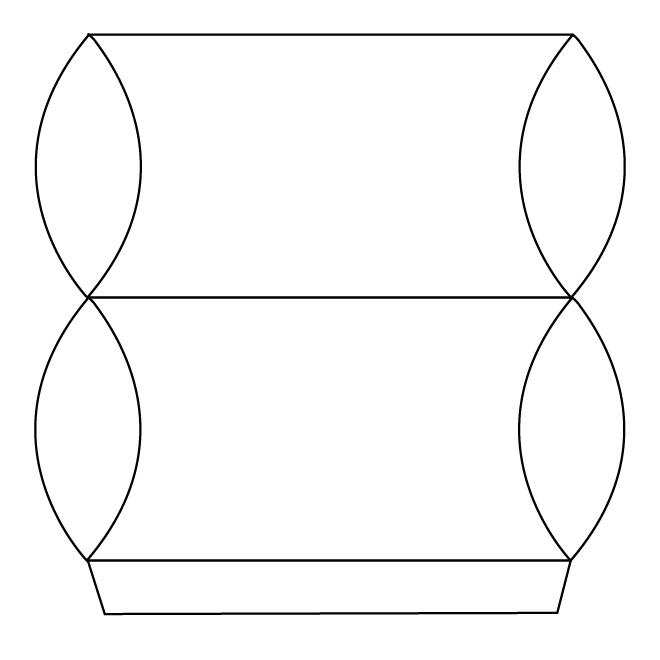 molde caixinha