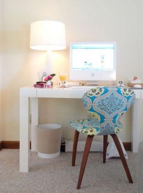 home office decoração simples