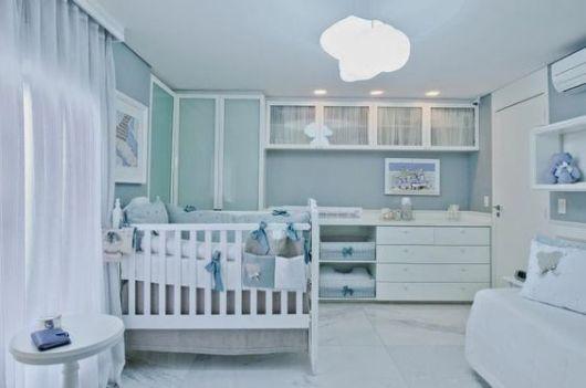 quarto decorado bebê menino