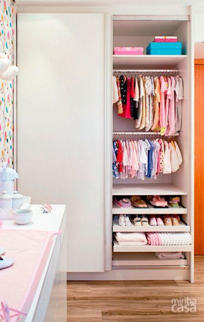 guarda-roupa planejado pequeno