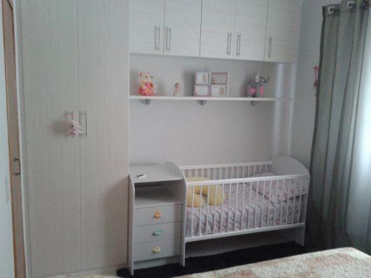 Guarda roupa de beb 62 modelos ador veis dicas para organizar - Armarios de bebe ...